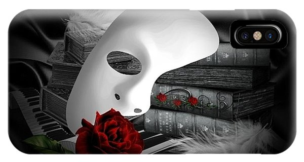 Phantom Of The Opera IPhone Case