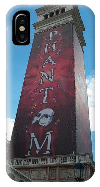 Phantom Tower Phone Case by Alan Espasandin