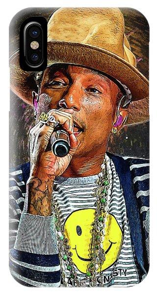 Pharrell Williams IPhone Case