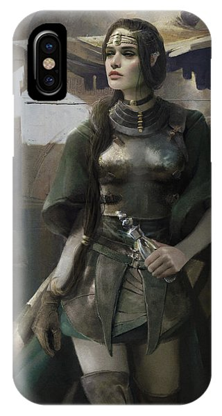 Elf iPhone Case - Phial by Eve Ventrue