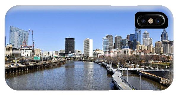 Philadelphia Boardwalk IPhone Case