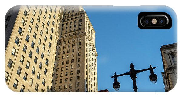 Philadelphia Urban Landscape - 0948 IPhone Case