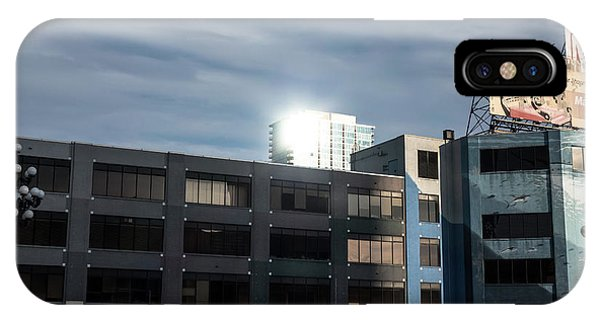 Philadelphia Urban Landscape - 1195 IPhone Case