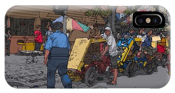 Philippines 906 Crosswalk IPhone Case