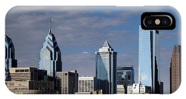 Philly Mon Amour 002 IPhone Case