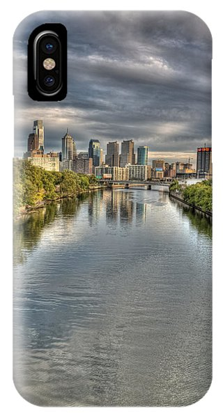 Philly River IPhone Case