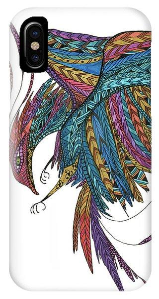 Phoenix Landing IPhone Case