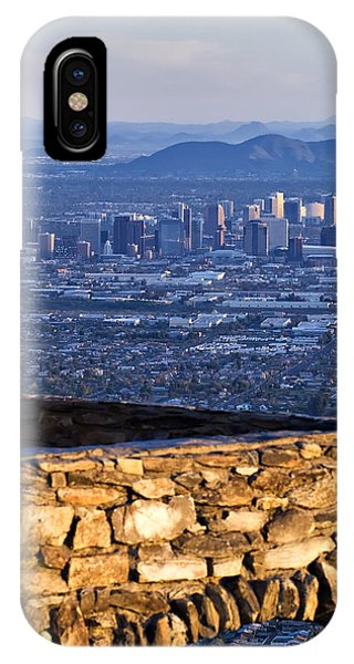Phoenix Sunrise IPhone Case