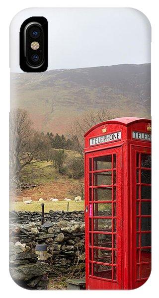 Phone Box Vertical IPhone Case