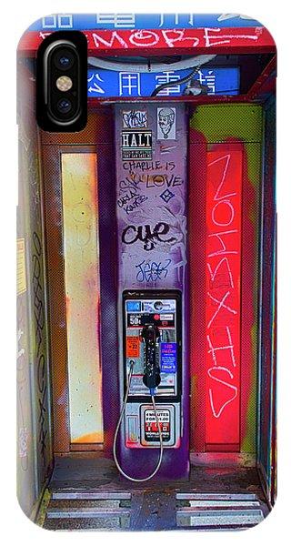 Phone Graffiti Series 5 IPhone Case