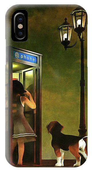 Phoning Home IPhone Case