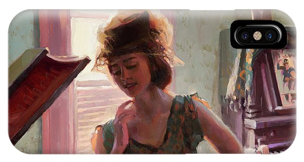 Stylish iPhone Case - Phonograph Days by Steve Henderson
