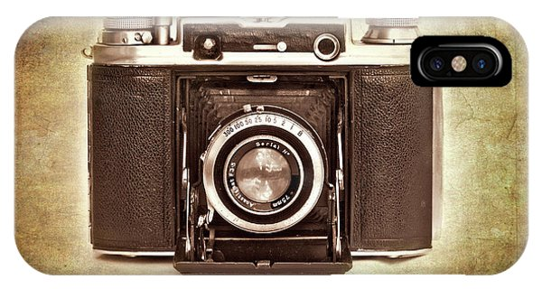 Photographer's Nostalgia IPhone Case
