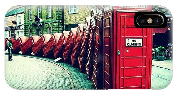 City iPhone Case - #photooftheday #london #british by Ozan Goren
