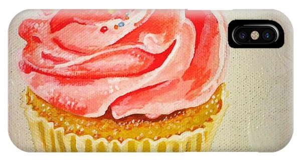 IPhone Case featuring the painting Photorealism by Janelle Dey