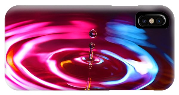 Physics Of Water 1 IPhone Case