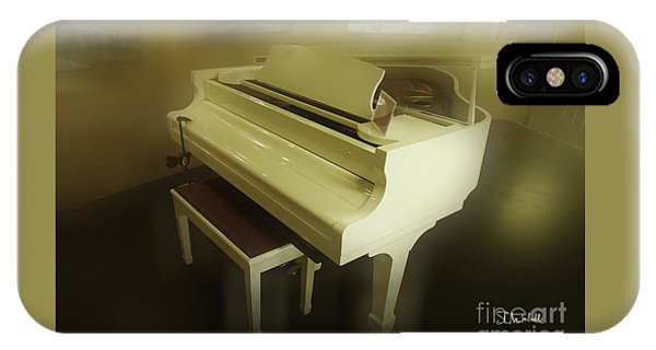 Piano Dream IPhone Case