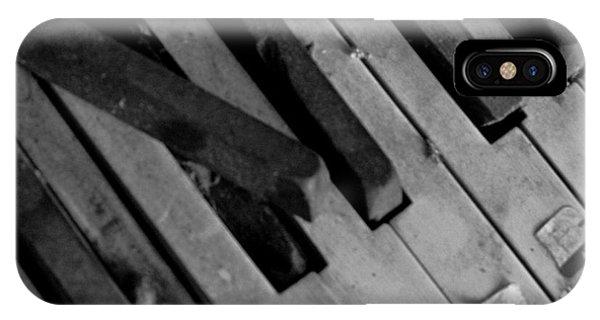 Piano2 IPhone Case