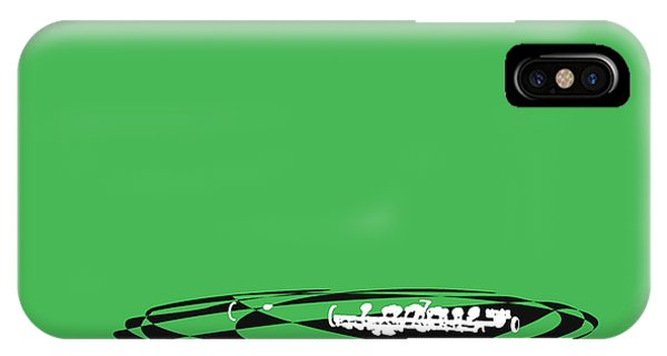 Piccolo In Green IPhone Case