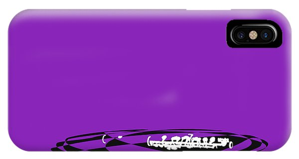 Piccolo In Purple IPhone Case