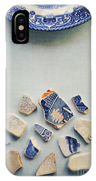 Picking Up The Broken Pieces IPhone Case