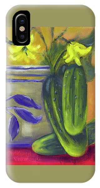Pickling Cucumbers  IPhone Case