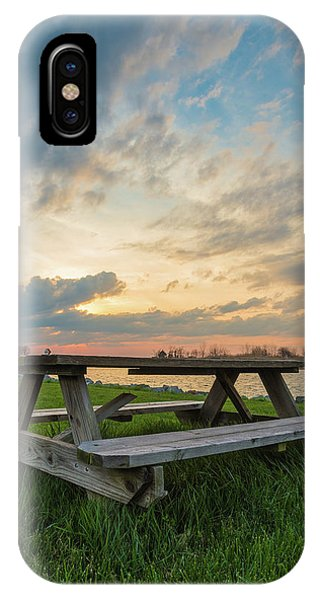 Picnic Time IPhone Case