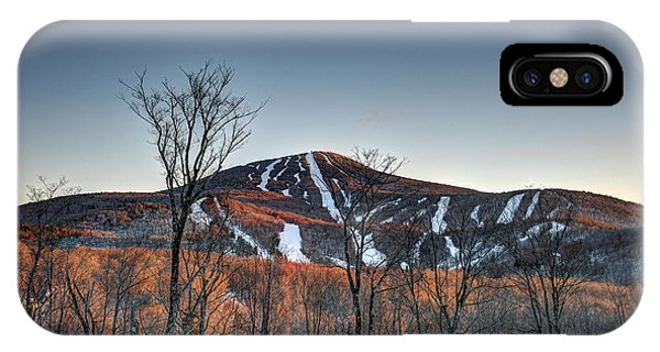 Pico Peak IPhone Case