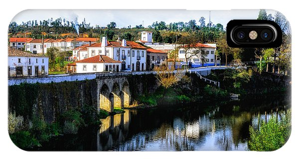 Picture Perfect Portuguese Village IPhone Case