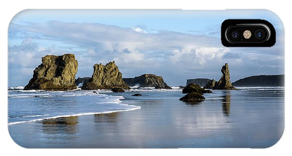 Picturesque Rocks IPhone Case