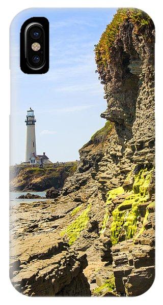 Pidgeon Point Lighthouse IPhone Case