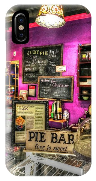 iPhone Case - Pie Bar by Debbi Granruth
