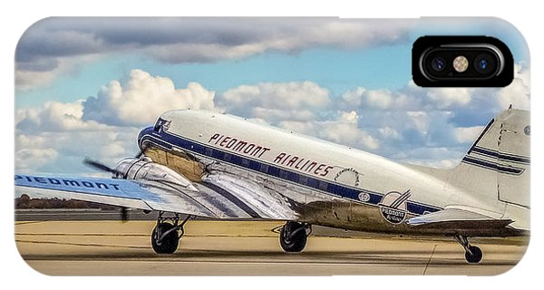 Piedmont Dc-3 IPhone Case