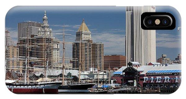 Pier 17 Nyc IPhone Case