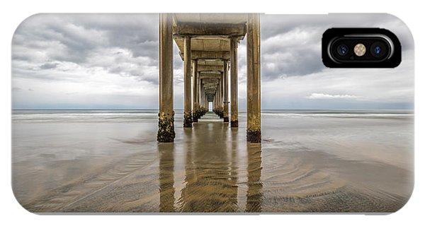 Pier Review IPhone Case
