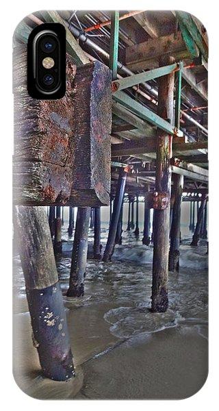 Pier Underworld IPhone Case