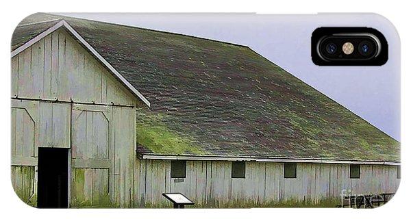 Pierce Pt. Ranch Study IPhone Case