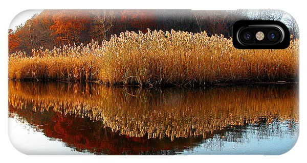 Piermont Backwater IPhone Case