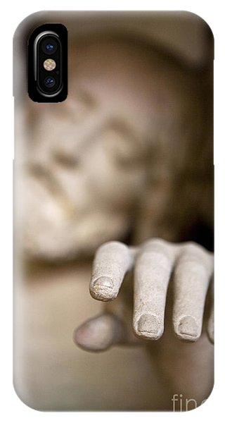 New Testament iPhone Case - Pieta by Ligier Richier