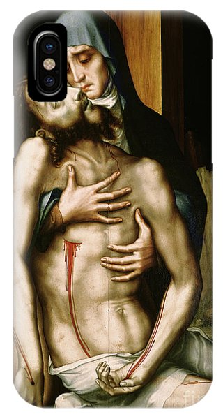 Pieta IPhone Case