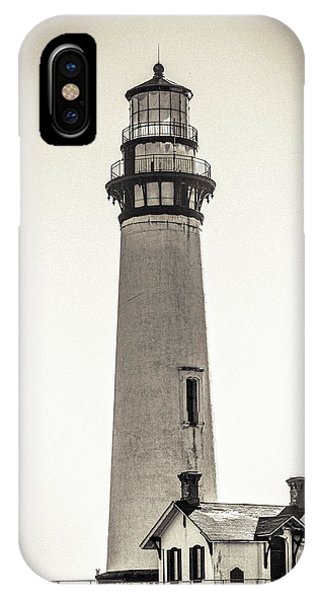 Pigeon Point Lighthouse IPhone Case