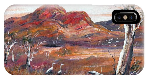 Pilbara, Outback, Western Australia, IPhone Case