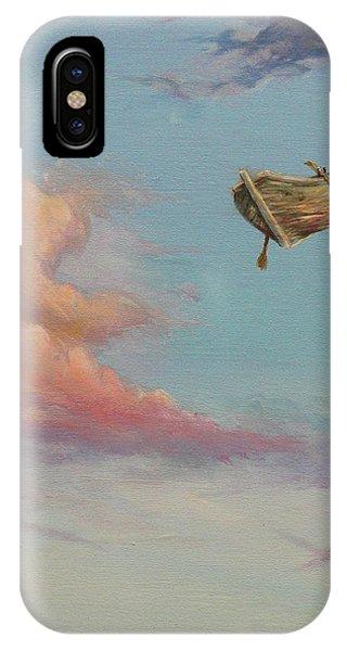 Pilgrim Soul IPhone Case