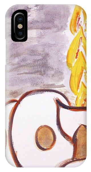 Pillar Of Fire IPhone Case