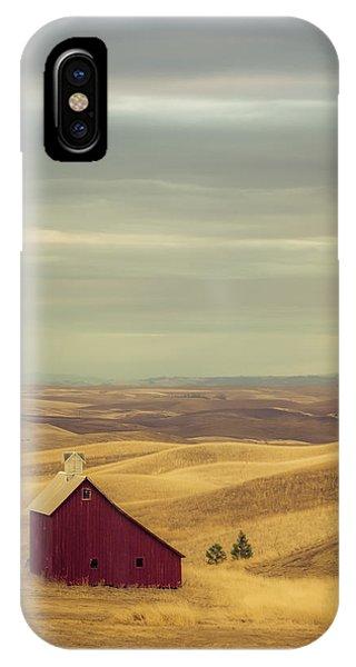 Pillbox Barn IPhone Case