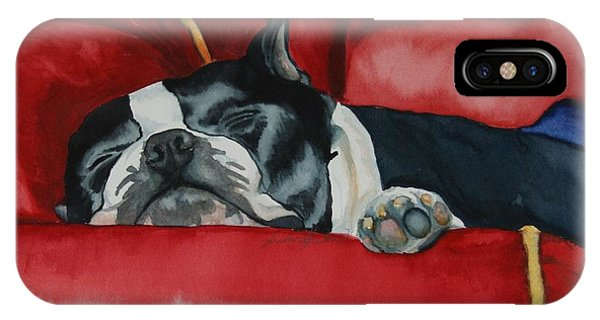 Pillow Pup IPhone Case