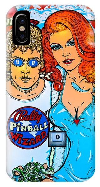 Pinball Wizard IPhone Case