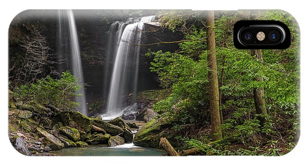 Pine Island Falls IPhone Case