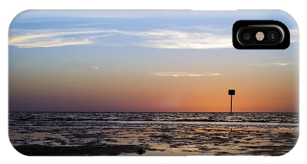 Pine Island Sunset IPhone Case