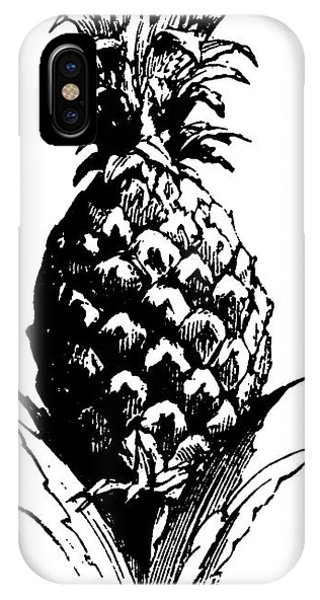 Organic iPhone Case - Pineapple Print by English School